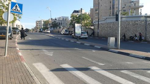 Иерусалимский квартал Ромема. Фото: Эли Мандельбаум ()
