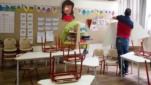 Учебный класс в одной из школ Тель-Авива. Фото: AP ()