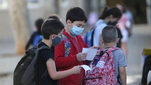 Учащиеся школы