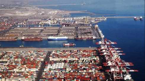 Иранский порт ()