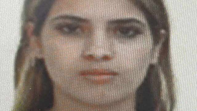 Убитая девушка - Навин Амрани ()
