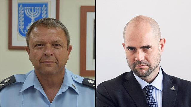 צילום: אלכס קולומויסקי, דוברות המשטרה