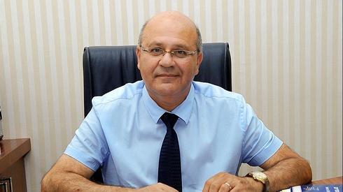 Хези Леви, новый гендиректор минздрава. Фото: пресс-служба больницы