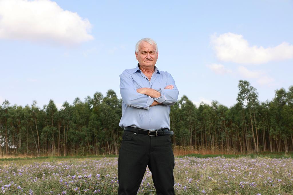 שר החקלאות אלון שוסטר (צילום: דנה קופל)