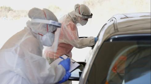 Testing for coronavirus in Ramat Hasharon  ()