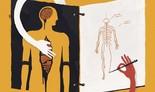 """מתוך התערוכה: """"הנפש היא תמנון. רעיונות עתיקים על חיים והגוף"""" ( The Souls is an Octopus. Ancient Ideas of Life and the Body)"""