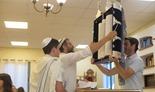 באדיבות תומר פרטוק, גבאי בית הכנסת