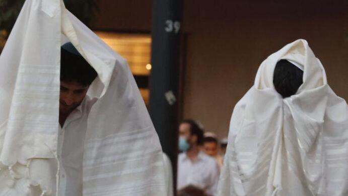קר ורטוב: המדריך המלא לתפילות חורף בקורונה