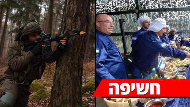 """צילום: שגרירות ישראל במוסקבה ודובר צה""""ל"""