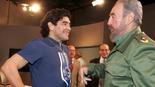 צ'אבס, קסטרו והפלסטינים: דייגו מראדונה הפוליטי