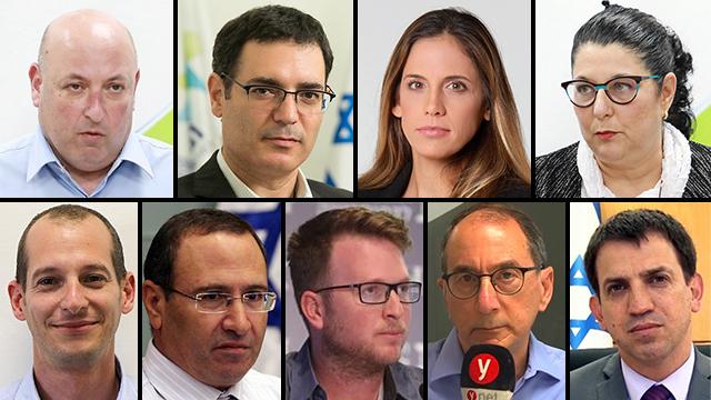 צילום: דנה קופל, גיל יוחנן, אוראל כהן, דוברות משרד האוצר, המכון הישראלי לדמוקרטיה