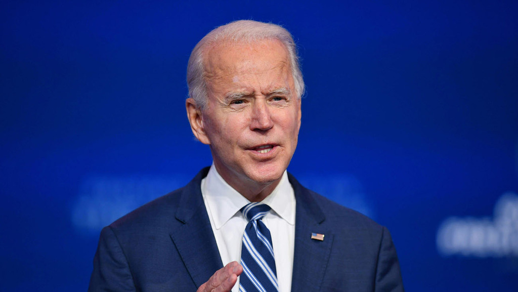 ג'ו ביידן. יחסים פחות מתוחים מבתקופת אובמה (צילום: AP)