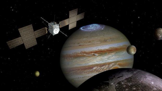 הדמיה: סוכנות החלל האירופית