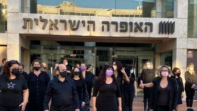 צילום: מקהלת האופרה הישראלית