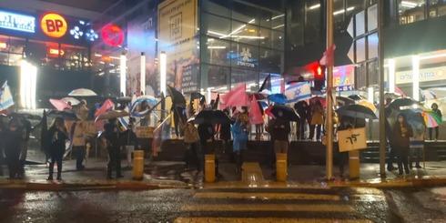 צילום: מחאת העם בחיפה