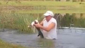 צילום: מצלמת חיות בר בפלורידה
