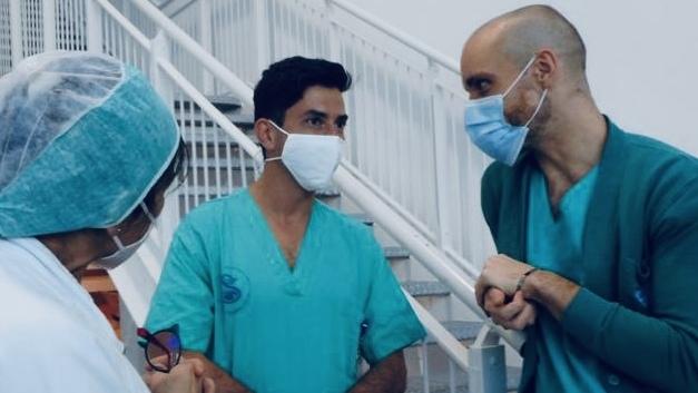 דוברות בית החולים ורדונו