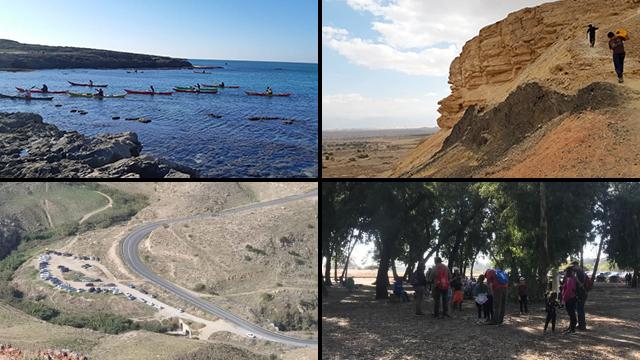 צילום: מנחם פריד, יגאל טפסאי, מתן כרמל רשות הטבע והגנים, גדעון רגולסקי, הערבה התיכונה