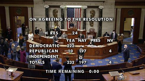 צילום: House Television via AP