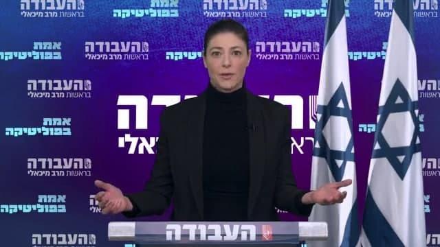 Struggling Labor party chooses Merav Michaeli as new leader