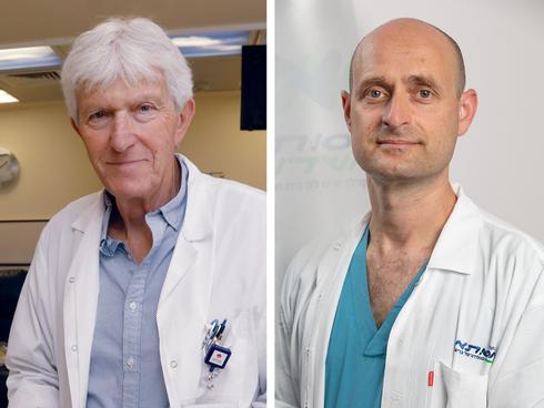 Фото: Шауль Голан и пресс-служба больницы