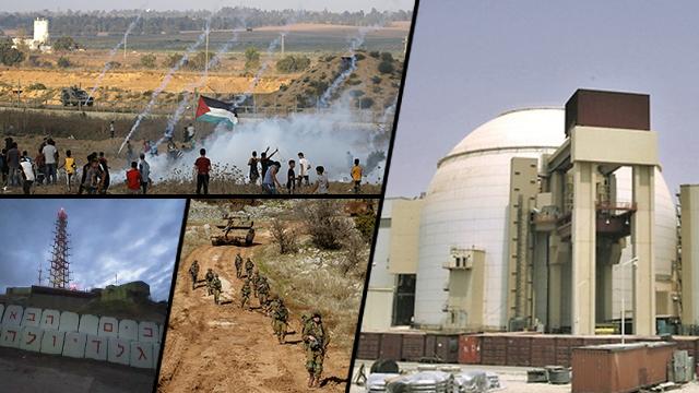"""צילום: יואב זייתון, AFP, דובר צה""""ל, EPA"""