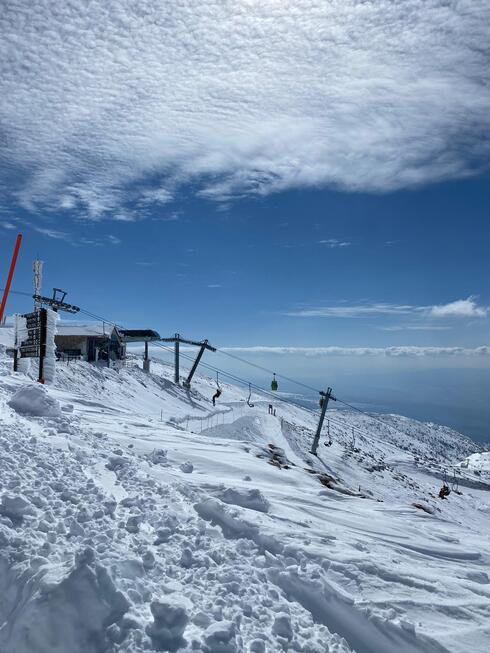 צילמה עבור SkiDeal: אופיר ברנצ'יק