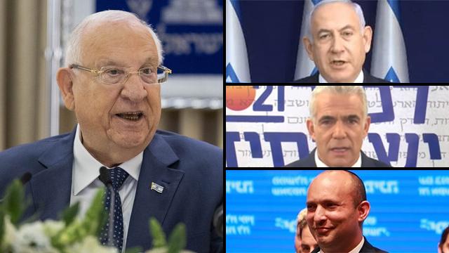 Photos: Yonatan Sindel, Likud, Amit Shabi