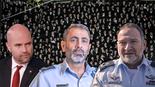 Photo: Alex Kolomoisky, Tal Shahar, Meshi Ben Ami