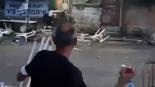 ערב נוסף של עימותים בשייח ג'ראח, אבנים הושלכו לעבר אוהל שהקים בן גביר |תיעוד