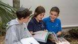 """תלמידי בית הספר """"מסורת יהודית"""""""