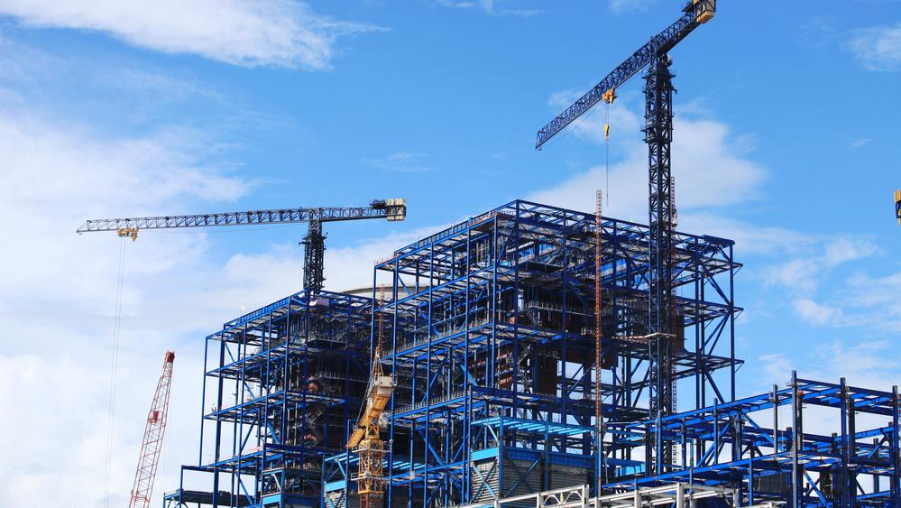 אתר בנייה (צילום: shutterstock)