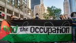 מפגינים נגד ישראל בארה״ב