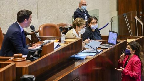 Фото: Ноам Мошкович, пресс-служба кнессета